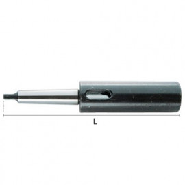 Adaptateur foret CM ext. 4 x CM int. 3 x Lt. 240 mm