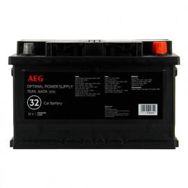 Batterie Optimal power supply n°32 - 640 A - 70 Ah 12 V - AEG