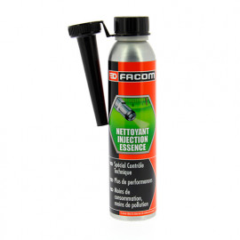 Nettoyant injection essence 300 ml - moteur 4 temps - Facom