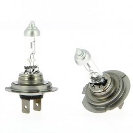 2 Ampoules H7 - 12 V - Px26d - 55W - Feux de croisement - Feux de route - Feux antibrouillard - WRC