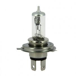 Ampoule moto H4 - 12 V - P43t - 60-55W - Feux de route - Feux de croisement - Feux antibrouillard - Michelin