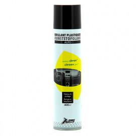 Brillant plastiques parfum citron 400 ml - XL Clean