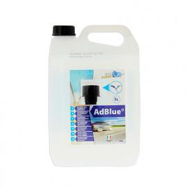 AdBlue bidon avec bec verseur 5L - Eco Budget