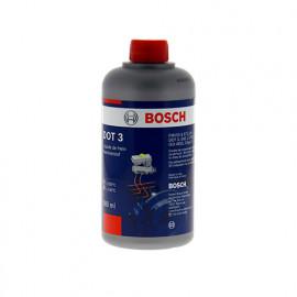 Liquide de freins synthétique DOT 3 - 500 ml - Bosch