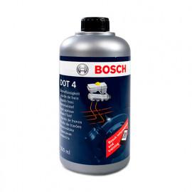 Liquide de freins synthétique DOT 4 - 500 ml - Bosch