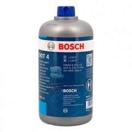 Liquide de freins synthétique DOT 4 - 1L - Bosch