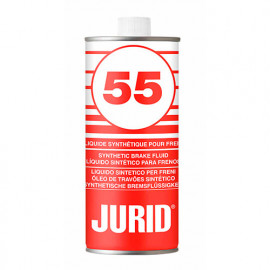 Liquide de freins synthétique DOT 3 - 485 ml - Jurid