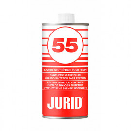 Liquide de freins synthétique DOT 3 - 985 ml - Jurid