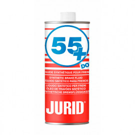 Liquide de freins synthétique DOT 4 - 485 ml - Jurid