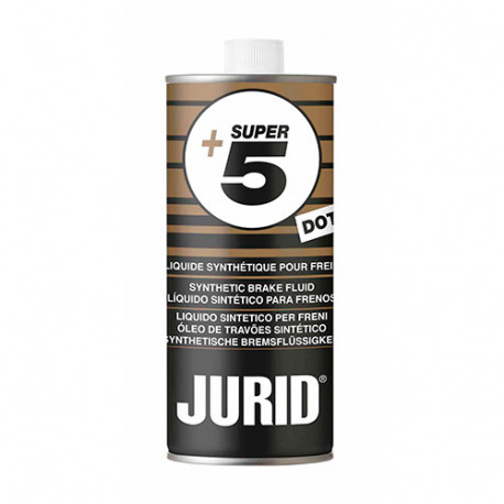 Liquide de freins synthétique DOT 5.1 - 485 ml - Jurid