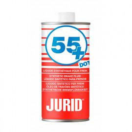 Liquide de freins synthétique DOT 4 - 985 ml - Jurid