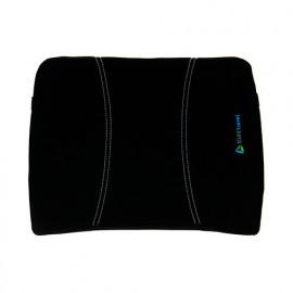 Coussin ergonomique soutien lombaire L. 360 x l. 270 x Ep. 60 mm - Kiné Travel