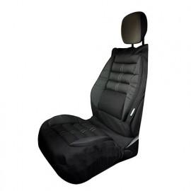 Couvre-siège confort intégral - Noir - L. 1 160 x l. 540 mm - Kiné Travel