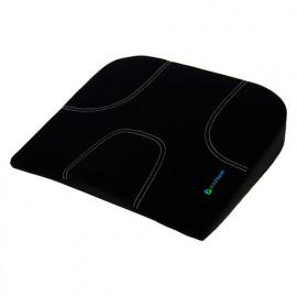 Coussin d'assise ergonomique confort L. 415 x l. 400 x Ep. 90-20 mm - Kiné Travel