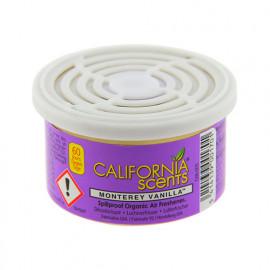 Désodorisant canette - Vanille - 42 gr - California Scents