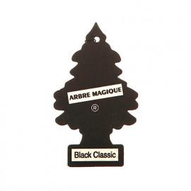 Désodorisant - Sapin - Black Classic - Arbre Magique