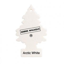 Désodorisant - Sapin - Arctic white - Arbre Magique
