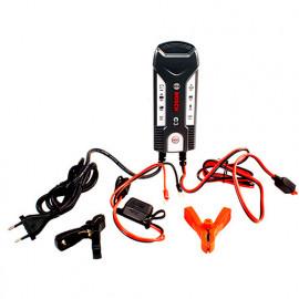 Chargeur batterie automatique - pour batteries 6 - 12 V - 1,2 à 120 Ah - Bosch