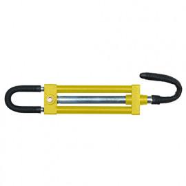 Canne antivol pédale - volant renforcée + serrure à clé - max 710 mm - Cartec