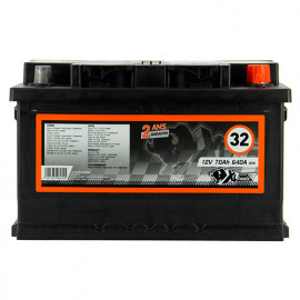 Batterie XLPTools n°32 - 640 A - 70 Ah 12 V - XL Perform Tools