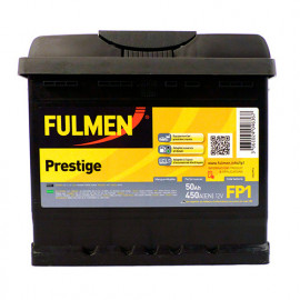Batterie Fulmen - 450 A - 50 Ah - 12 V - L. 207 x l. 175 x H. 190 mm - Fulmen