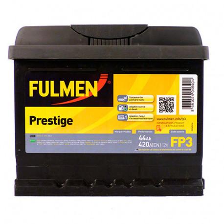 Batterie Fulmen - 420 A - 44 Ah - 12 V - L. 207 x l. 175 x H. 175 mm - Fulmen
