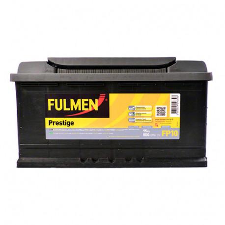 Batterie Fulmen - 800 A - 95 Ah - 12 V - L. 353 x l. 175 x H. 190 mm - Fulmen