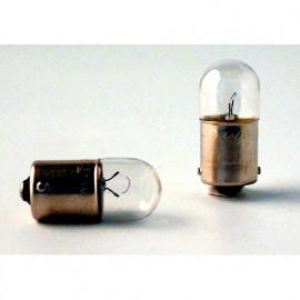 2 Ampoules Vision R10W - 12 V - BA15s - Veilleuse - Feux de recul - Eclairage de plaque - Philips
