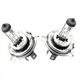 2 Ampoules Extra lifetime H4 - 12 V - P43t-38 - 60-55W - Feux de route - Feux antibrouillard - Feux de croisement - Philips