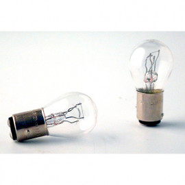 2 Ampoules Extra lifetime P21-5W - 12 V - Veilleuse - Feux stop - Philips