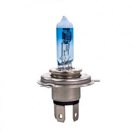 Ampoule White Vision H4 - 12 V - P43t-38 - 60-55W - Feux de route - Feux de croisement - Feux antibrouillard - Philips