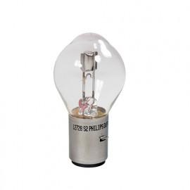 Ampoule moto Vision S2 - 12 V - 35W - Feux de route - Feux de croisement - Feux antibrouillard - Philips