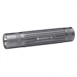 Lampe troche de poche Q3R - 1 100 Lm + 2 batteries