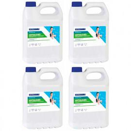 4 seaux de anti-algues - 5 L AstralPool