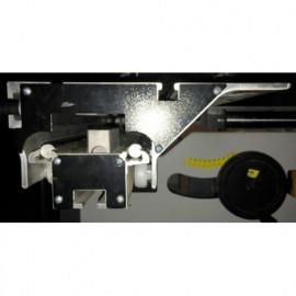 Plaque à tenonner avec coiffe D. 275 mm pour combinée toupie - scie TSP2000E