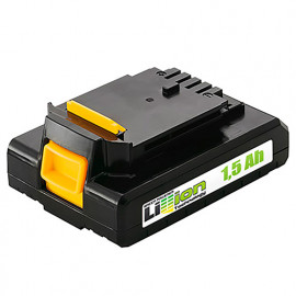 Batterie Li-ion 18 V 1,5 Ah avec indicateur de charge pour perceuse LI3A 18 Fartools 215521