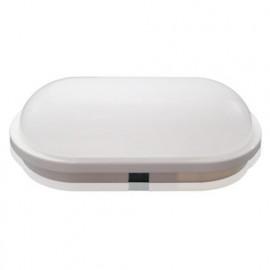Hublot LED ECO ovale 215 x 115 x 62 mm - 15W 230 V - 1200 Lm 3000K IP65