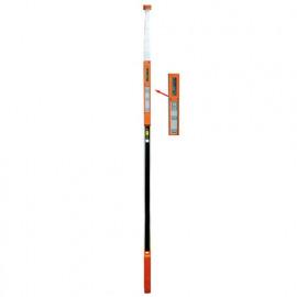 Canne téléscopique digitale Minimum 104 cm - Maximum 500 cm