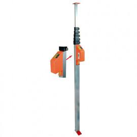 Canne téléscopique Minimum 153 cm - Maximum 800 cm