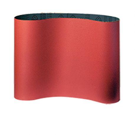 2 bandes abrasives 1003 x 457 mm Gr. 80 SBR455BK80 pour R455B