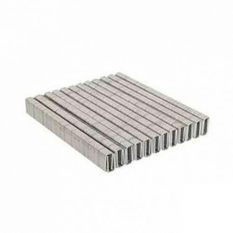 2500 agrafes T90 de 5,8 x 40 mm T5040K40 pour T5040