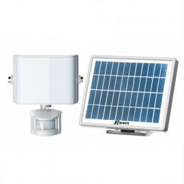 Spot solaire 9 W LED, 800 lumens, avec détecteur