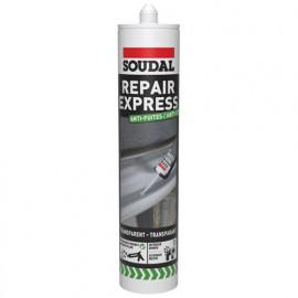 Mastic repair express anti-fuites - Transparent - 290 ml