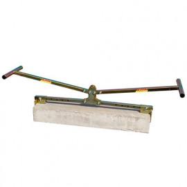 Pince manuelle à bordure réglable de 0,5 à 1 mètre - 150 Kg