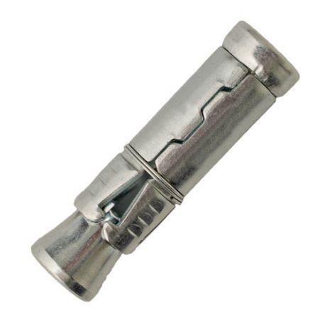 50 douilles à expansion acier M10 x 60 mm