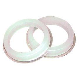 2 bagues de réduction D. 25 à 15 mm pour meule touret - 10504007