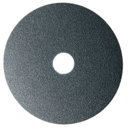 25 disques fibre carbure de silicium - D.125 x 22,23 mm C 24 Sidadisc - Matériaux - 10702024