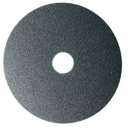 25 disques fibre carbure de silicium - D.125 x 22,23 mm C 80 Sidadisc - Matériaux - 10702028