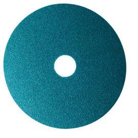 25 disques fibre zirconium - D.125 x 22,23 mm Z 80 Sidadisc - Inox - 10703007
