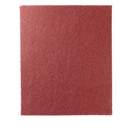 50 feuilles à main papier corindon 230 x 280 mm Gr 120 - 10902037